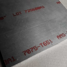 7075-T651 Plates Cut to Size