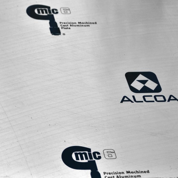 MIC6 Precision Plate